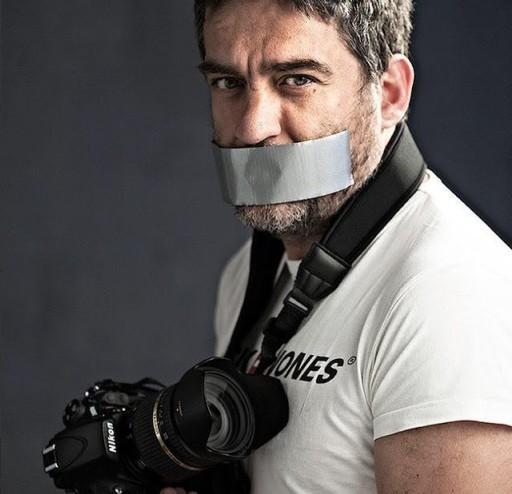 Fotoperiodista Raúl Capín
