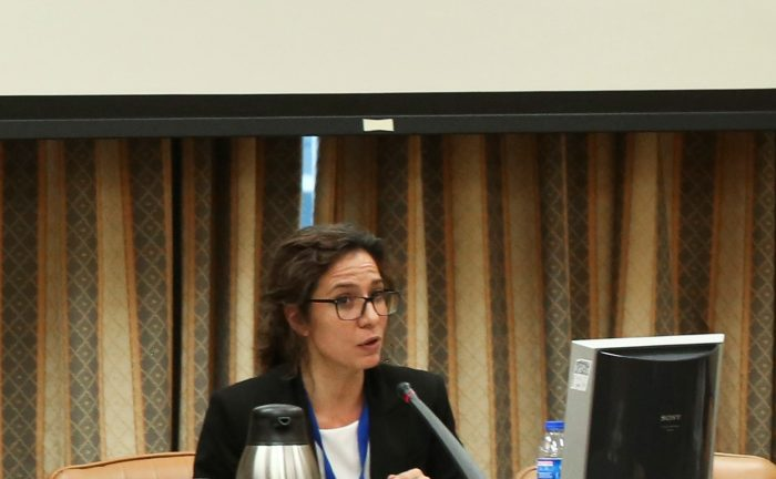 La jurista Marta Timón se incorpora a la PDLI