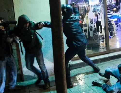 La PDLI reclama que España adopte medidas para proteger a los periodistas que cubren protestas y manifestaciones