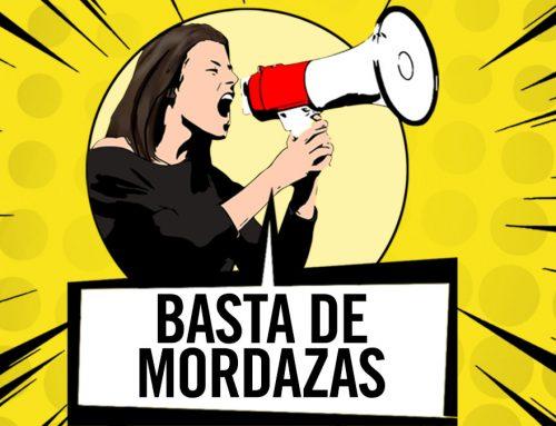 Manifiesto 5 años de mordazas: ¡Basta! Por una nueva legislación que garantice los derechos humanos
