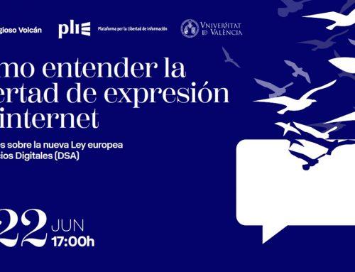 Cómo será la libertad de expresión en Internet